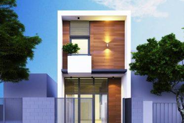 Mẫu nhà phố 2 tầng đẹp lung linh 4×17 ở Tân Uyên