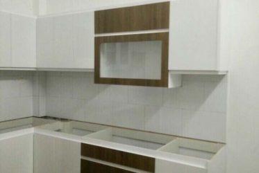 Thiết kế thi công tủ bếp nhà anh Duy ở Tân Phú