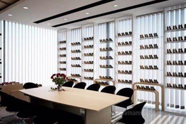 Bán kệ trưng bày giày dép