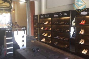 Kệ trưng bày giày dép nữ giá rẻ
